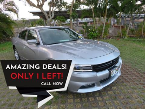 2018 Dodge Charger for sale in Waipahu, HI
