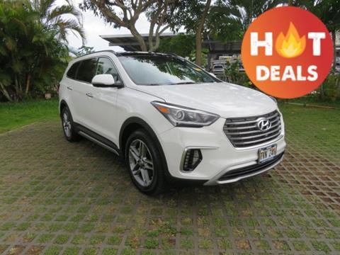 2019 Hyundai Santa Fe XL for sale in Waipahu, HI
