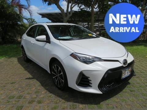 2018 Toyota Corolla for sale in Waipahu, HI