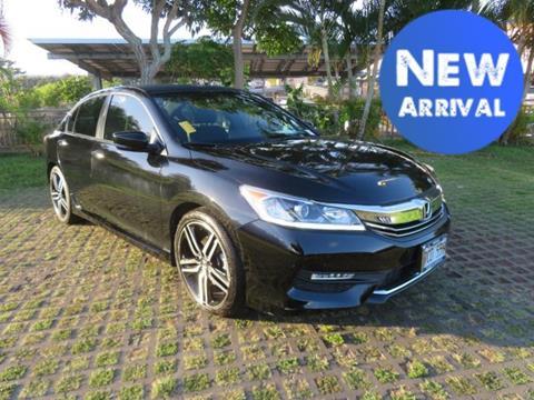 2017 Honda Accord for sale in Waipahu, HI