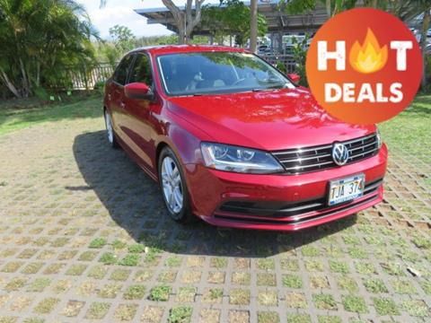 2018 Volkswagen Jetta for sale in Waipahu, HI