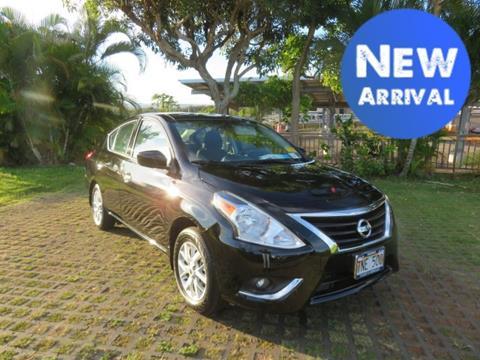 2019 Nissan Versa for sale in Waipahu, HI