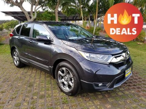 2019 Honda CR-V for sale in Waipahu, HI