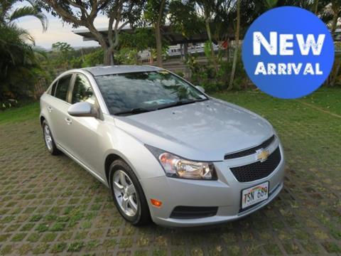 2014 Chevrolet Cruze for sale in Waipahu, HI