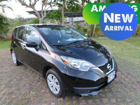 2018 Nissan Versa Note for sale in Waipahu, HI