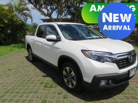 2017 Honda Ridgeline for sale in Waipahu, HI