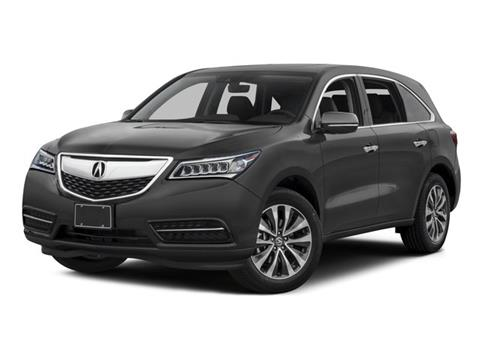 2016 Acura MDX for sale in Waipahu, HI