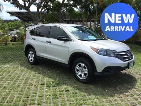 2012 Honda CR-V for sale in Waipahu, HI