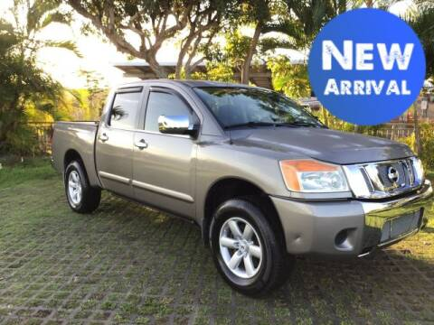 2009 Nissan Titan for sale in Waipahu, HI