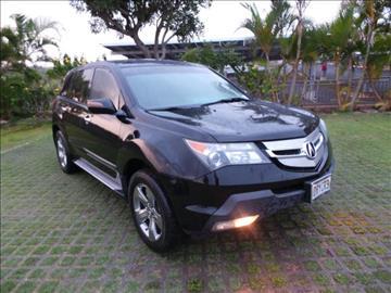 2008 Acura MDX for sale in Waipahu, HI