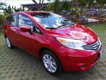 2015 Nissan Versa Note for sale in Waipahu, HI