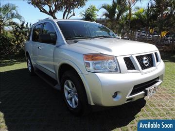 2014 Nissan Armada for sale in Waipahu, HI