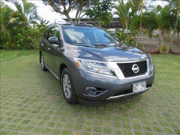 2014 Nissan Pathfinder for sale in Waipahu, HI