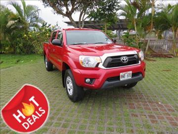2012 Toyota Tacoma for sale in Waipahu, HI