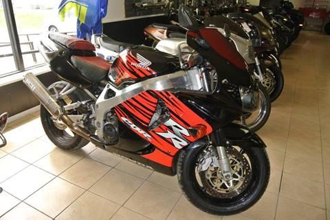 1998 Honda CBR 900