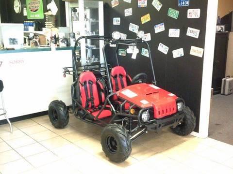 2015 TAO TAO 125cc GO-KART
