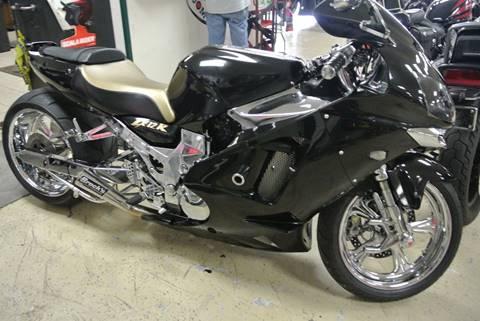 2005 Kawasaki ZX-12