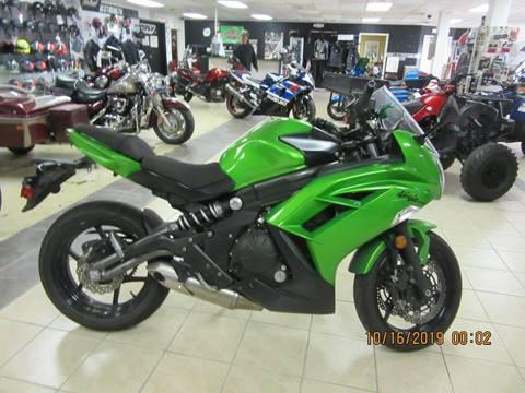 Kawasaki Ninja 650 For Sale In Burlington Nc Trinity Cycles
