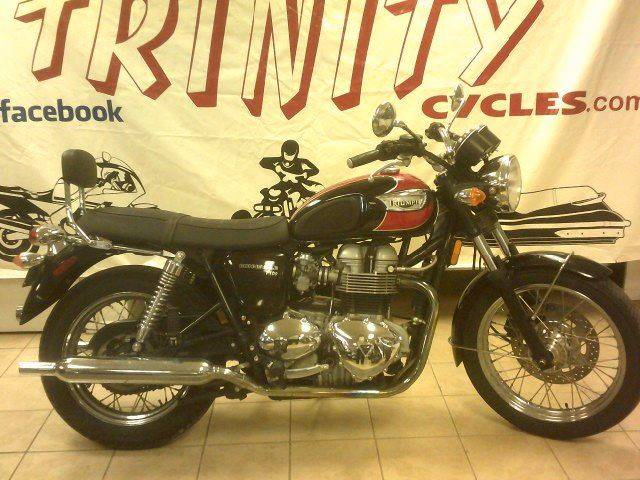 2007 Triumph T-100  - Burlington NC