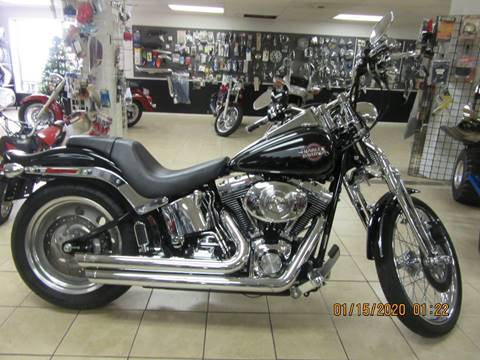 2006 Harley-Davidson Springer Soft Tail for sale at Trinity Cycles in Burlington NC