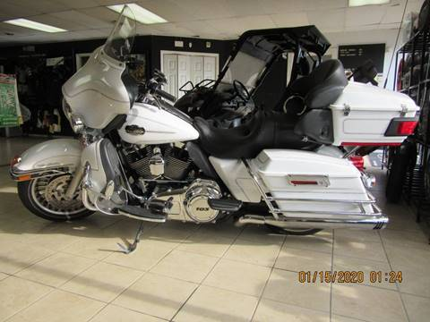 2013 Harley-Davidson ULTRA CLASSIC for sale at Trinity Cycles in Burlington NC