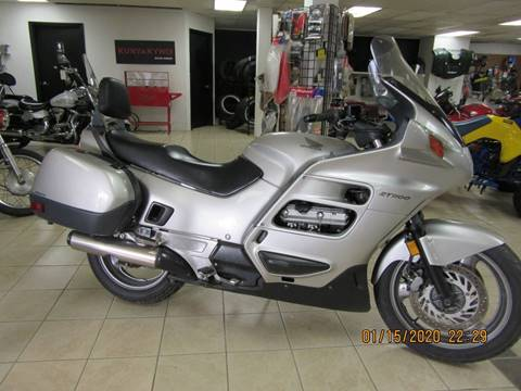 1991 Honda ST1100 for sale at Trinity Cycles in Burlington NC