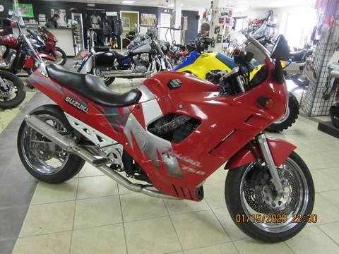 1992 Suzuki Katana for sale at Trinity Cycles in Burlington NC