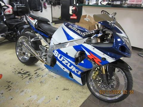 2001 Suzuki GSXR 1000 for sale at Trinity Cycles in Burlington NC