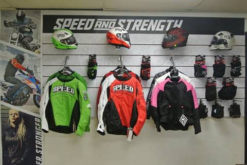 2016 Speed and strength Riding jacket