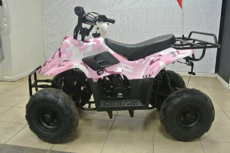 2016 BUFFALO ATV 110 cc  - Burlington NC