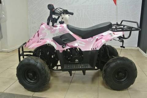 2016 BUFFALO ATV 110 cc