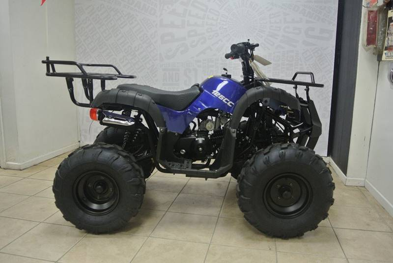 2016 COOLSTER 125 ATV  - Burlington NC