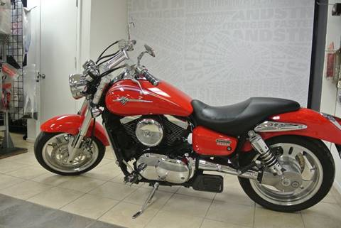 2003 Kawasaki MEANSTREAK 1500