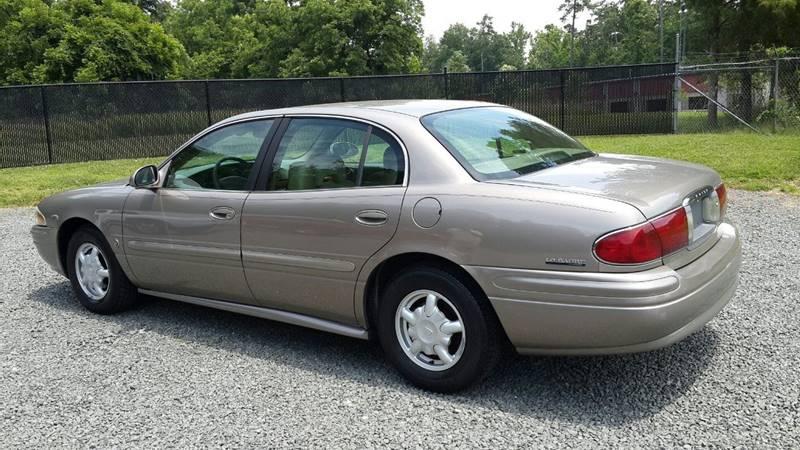 2001 Buick LeSabre Custom 4dr Sedan - Durham NC