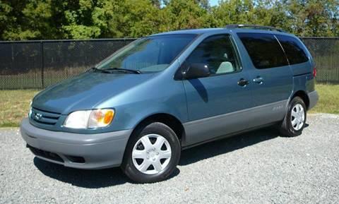 2002 Toyota Sienna for sale in Durham, NC