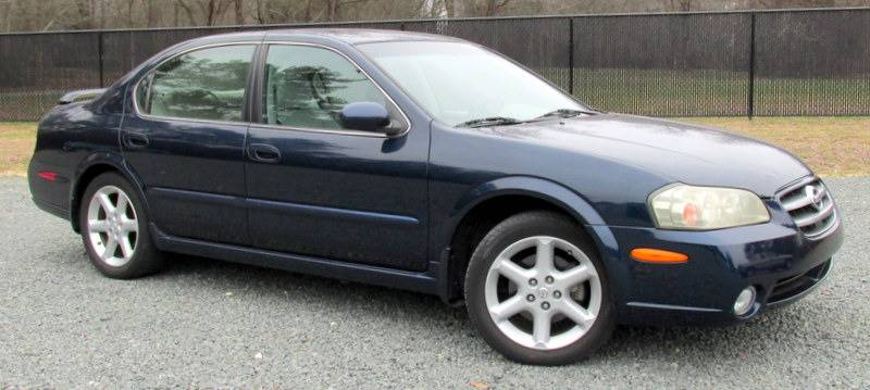 2002 Nissan Maxima SE 4dr Sedan - Durham NC