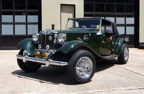 1952 MG TD for sale in Durham, NC