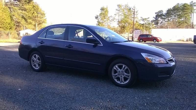 2006 Honda Accord LX Special Edition 4dr Sedan 5A - Durham NC
