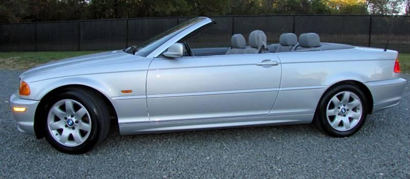 2001 BMW 3 Series 325Ci 2dr Convertible - Durham NC