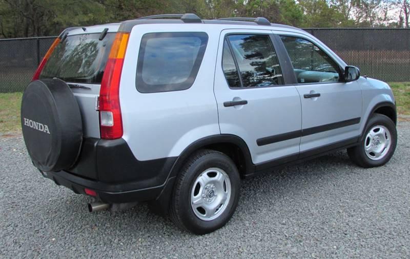 2003 Honda CR-V LX 4dr SUV - Durham NC