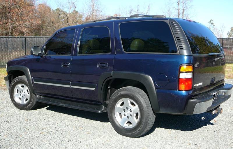 2005 Chevrolet Tahoe LT 4dr SUV - Durham NC
