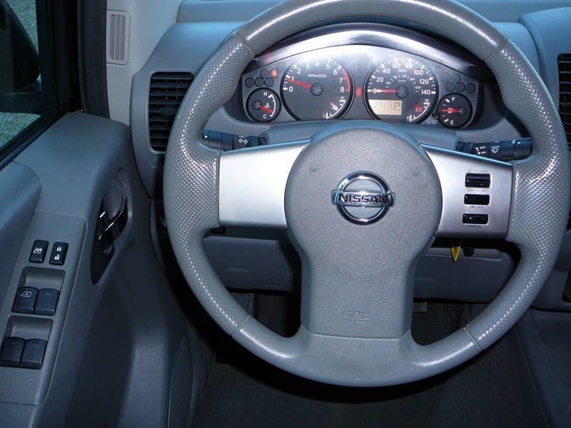 2007 Nissan Frontier SE 4dr Crew Cab 5.0 ft. SB (4L V6 5A) - Durham NC