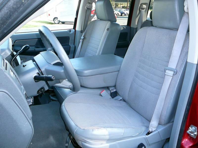 2008 Dodge Ram Pickup 1500 ST 4dr Quad Cab 4WD SB - Durham NC