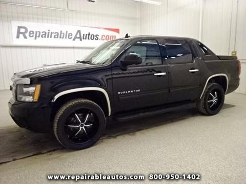 2012 Chevrolet Avalanche for sale in Strasburg, ND