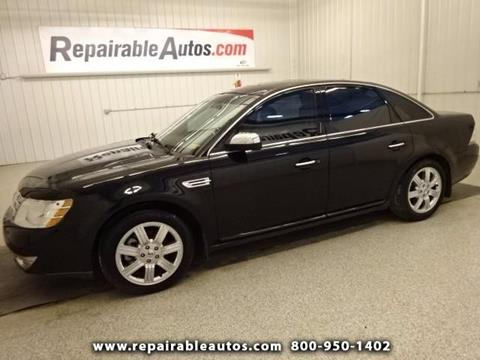 2008 Ford Taurus for sale in Strasburg, ND