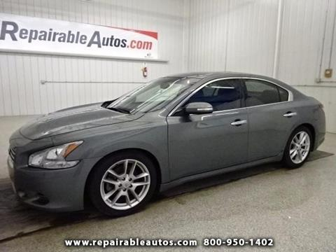 2011 Nissan Maxima for sale in Strasburg, ND