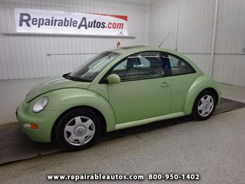2001 Volkswagen New Beetle for sale in Strasburg, ND