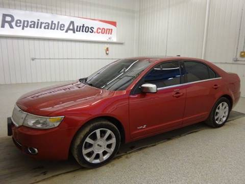 2007 Lincoln MKZ for sale in Strasburg, ND