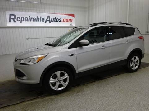 2013 Ford Escape for sale in Strasburg, ND