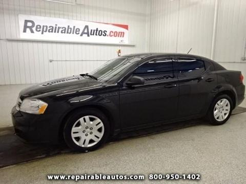 2014 Dodge Avenger for sale in Strasburg, ND